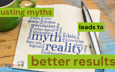 Busting myths in education leads to better results