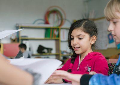 Save the Children activities in Bosnia