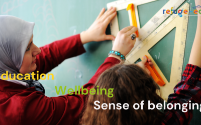 Education, well-being and a sense of belonging