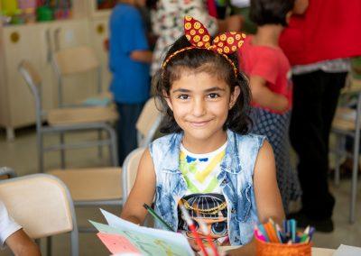 Save the Children activities in Iraq