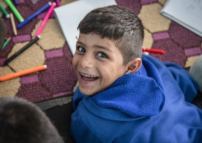 Save the Children activities in Syria